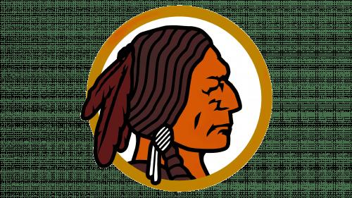 Washington Redskins Logo 1937