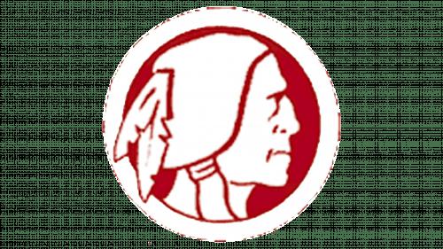Washington Redskins Logo 1960