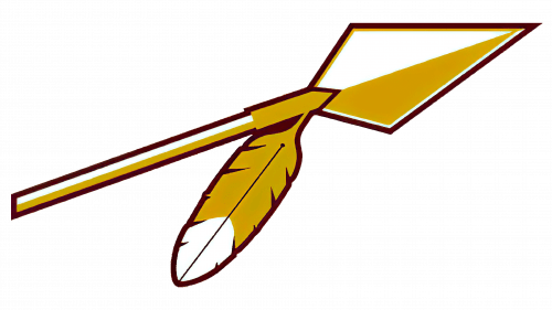 Washington Redskins Logo 1965