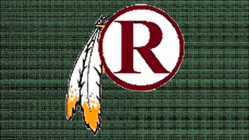 Washington Redskins Logo 1970