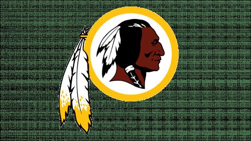 Washington Redskins Logo 1972