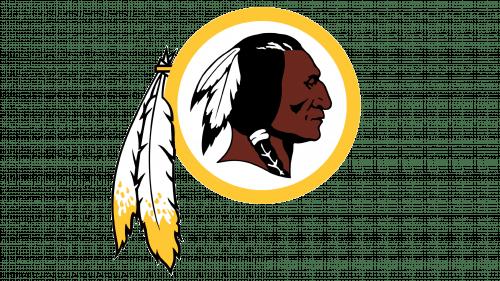 Washington Redskins Logo 1983