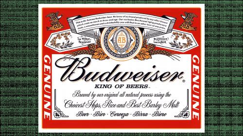 Budweiser Logo 1910