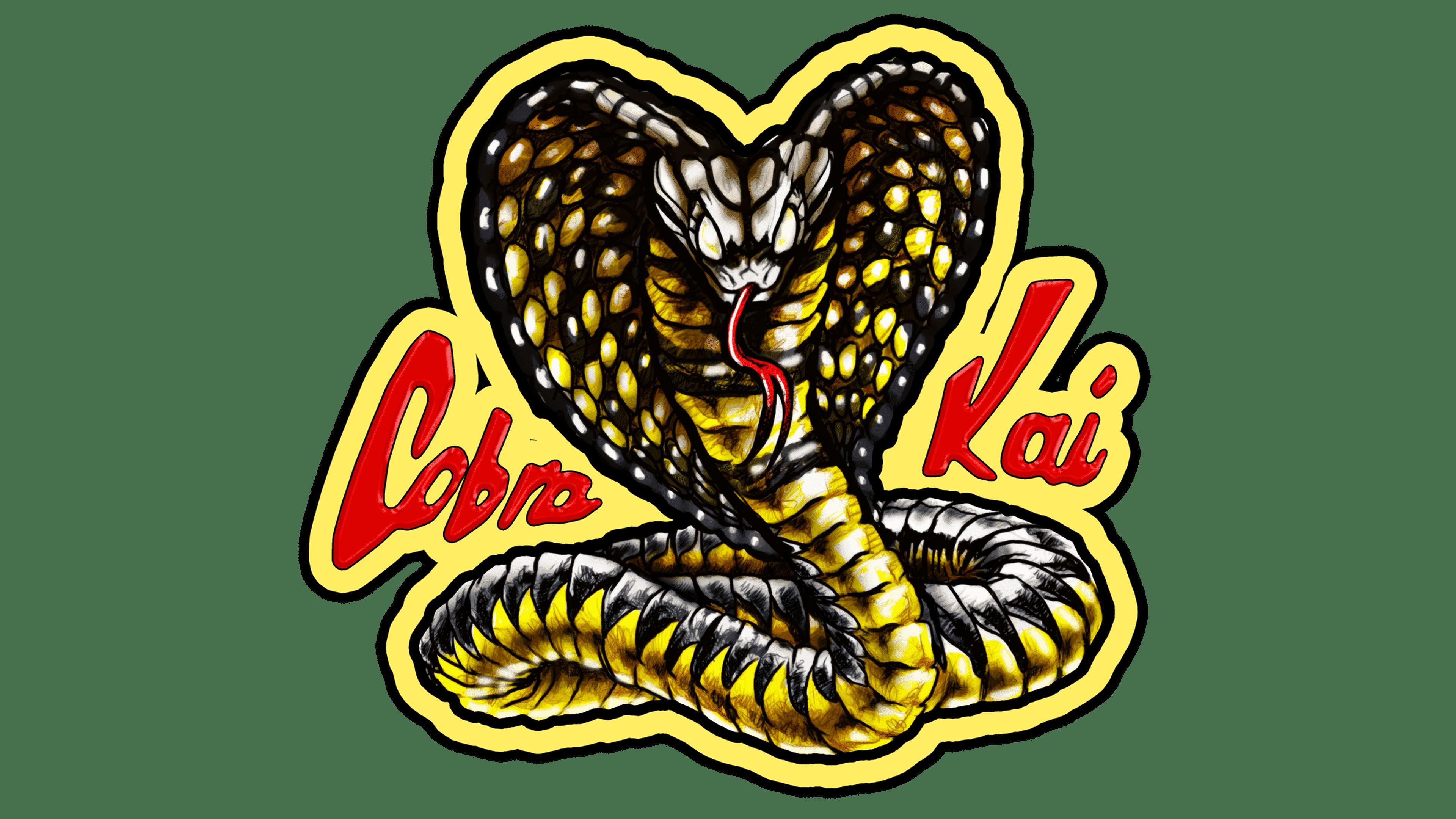 Cobra Kai Logo Logo