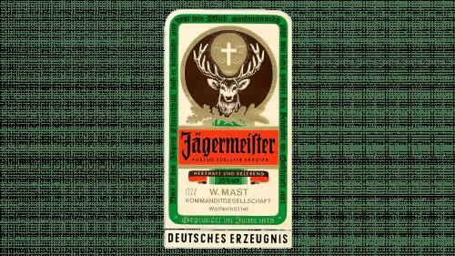 Jagermeister Logo 1970