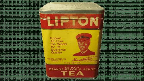 Lipton Logo 1890