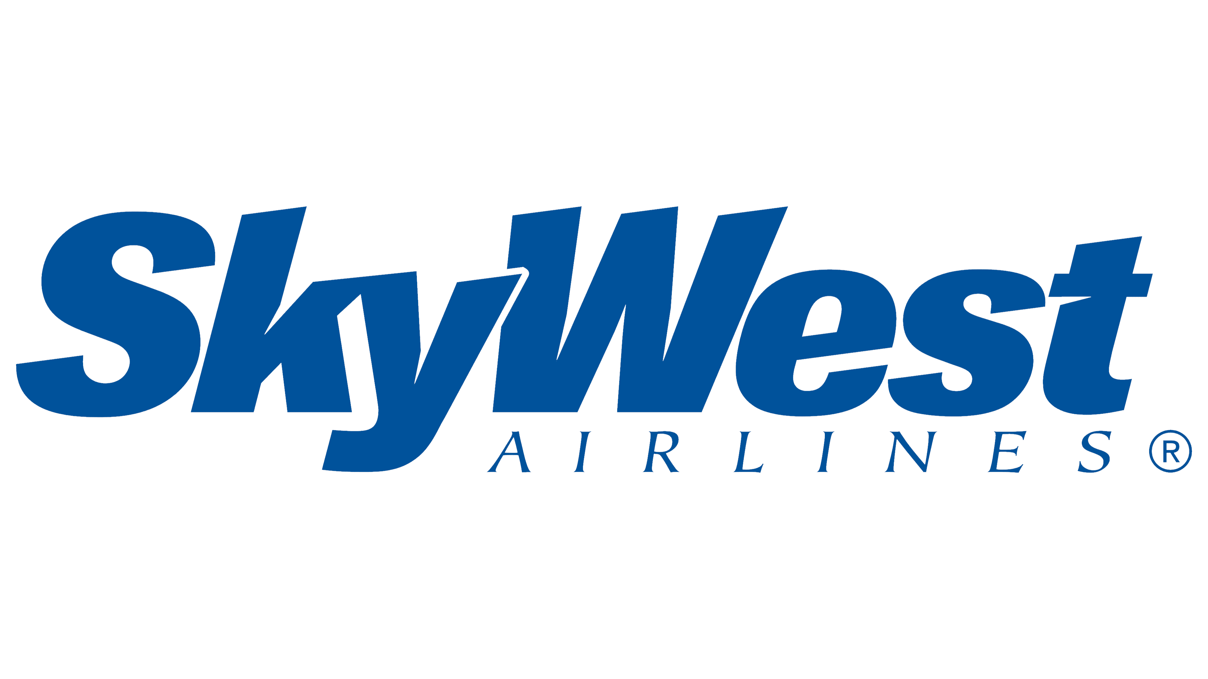 SkyWest Logo Logo