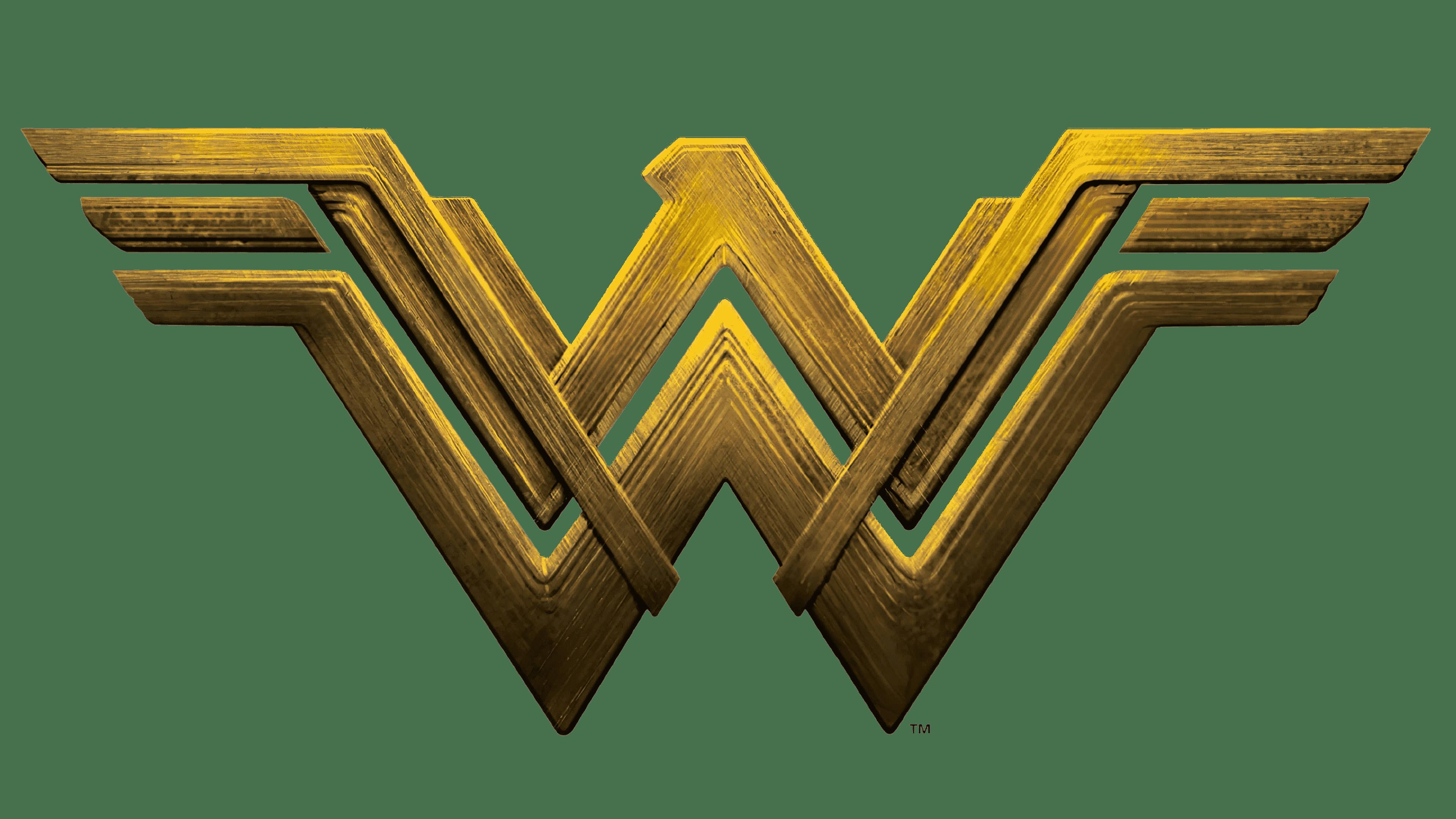 Wonder Woman Logo Logo